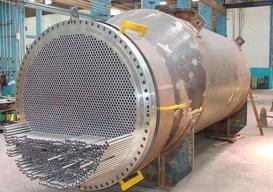 Projeto de Trocador de Calor Casco Tubo