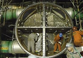Reparo e Manutenção em Trocadores de Calor