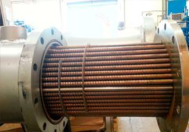 Teste Hidrostático em Trocadores de Calor