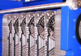 Vedações para Trocadores de Calor a Placas